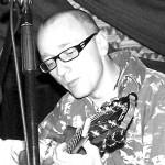 Thomas Palme an der Gitarre